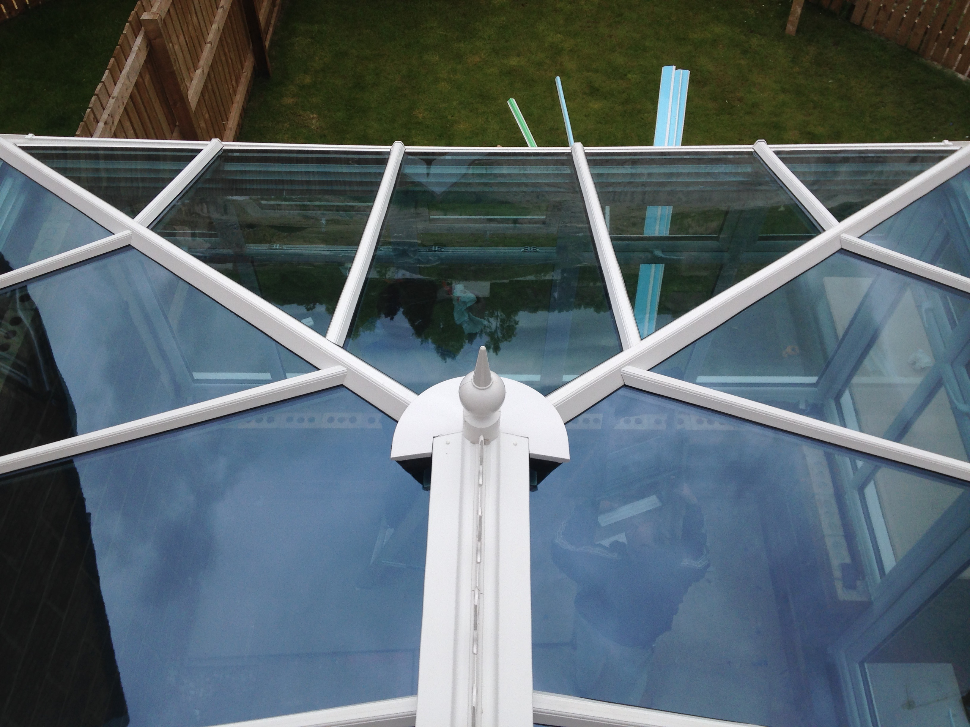Design and Build Service Glass Roof
